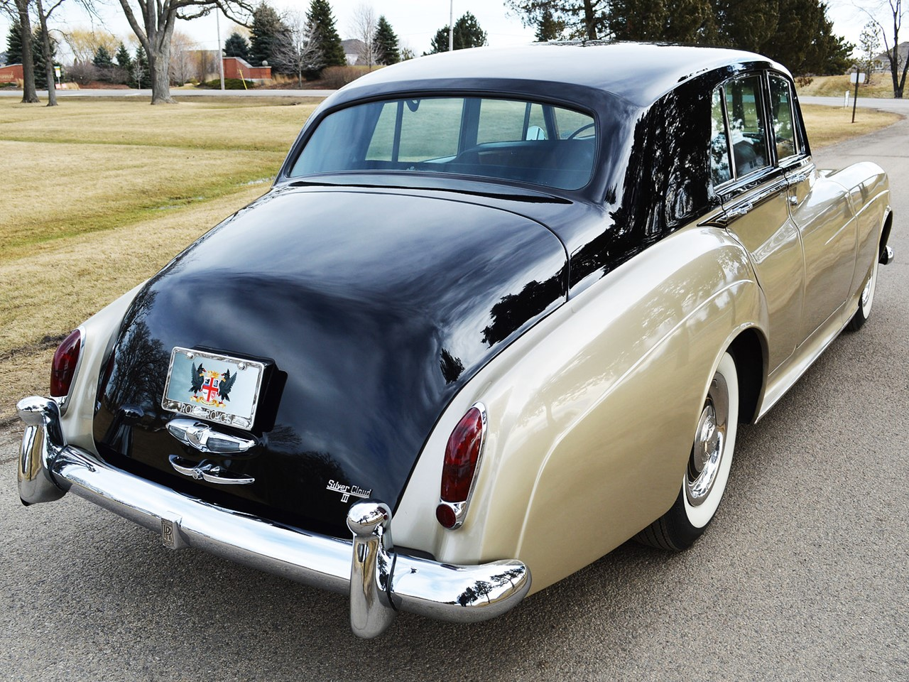 1963 Silver Cloud III 34