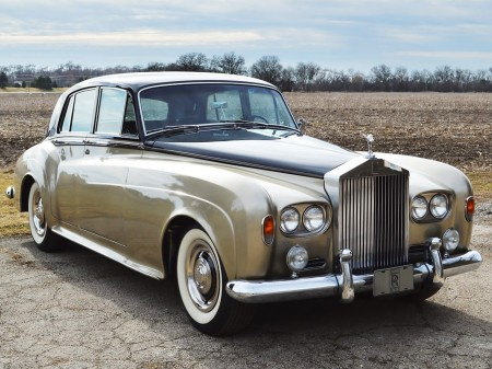 1963 Silver Cloud III 41