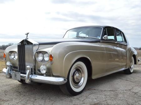1963 Silver Cloud III 42