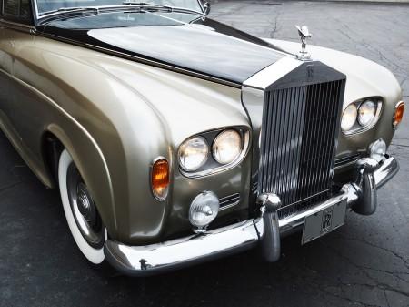 1963 Silver Cloud III 44