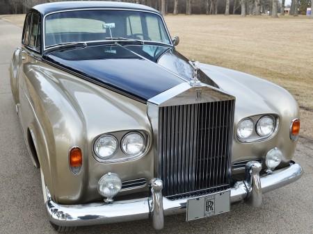 1963 Silver Cloud III 5