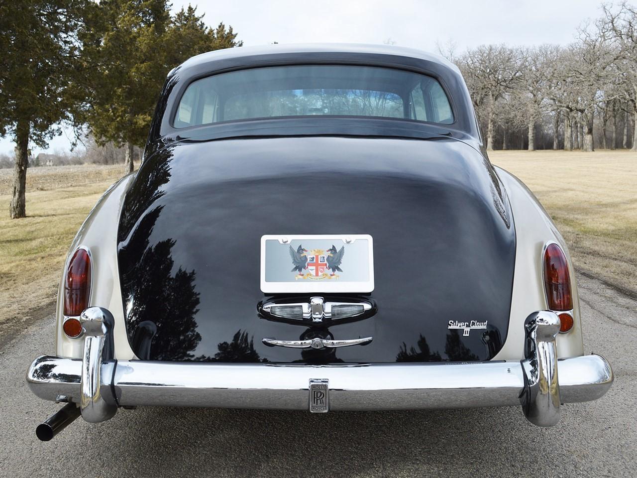 1963 Silver Cloud III 6