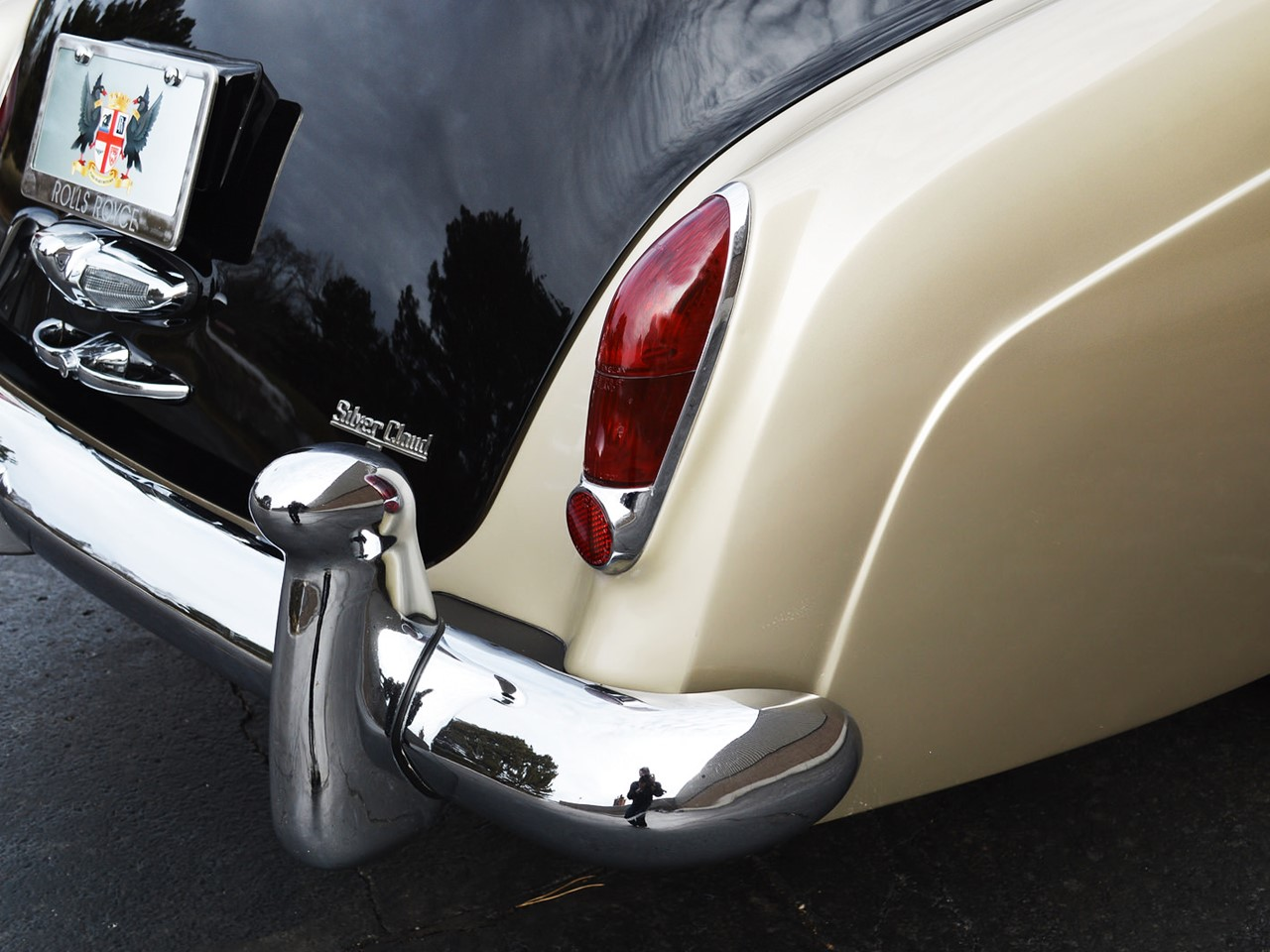 1963 Silver Cloud III 9