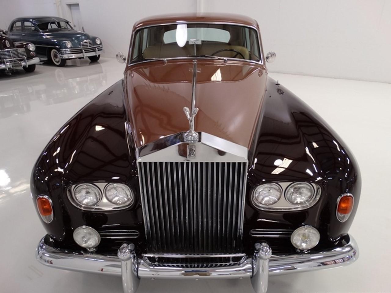 1965 Silver Cloud III 2