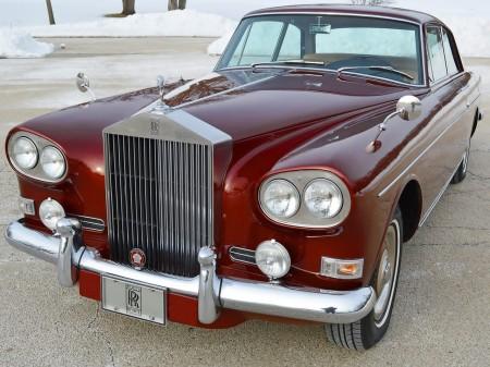 1965 Silver Cloud III MPW 1