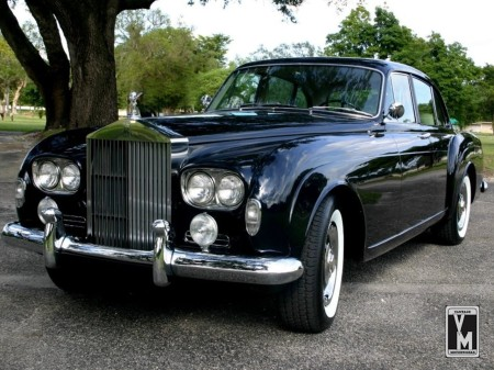 1965 Silver Cloud III Mulliner Flying Spur 1