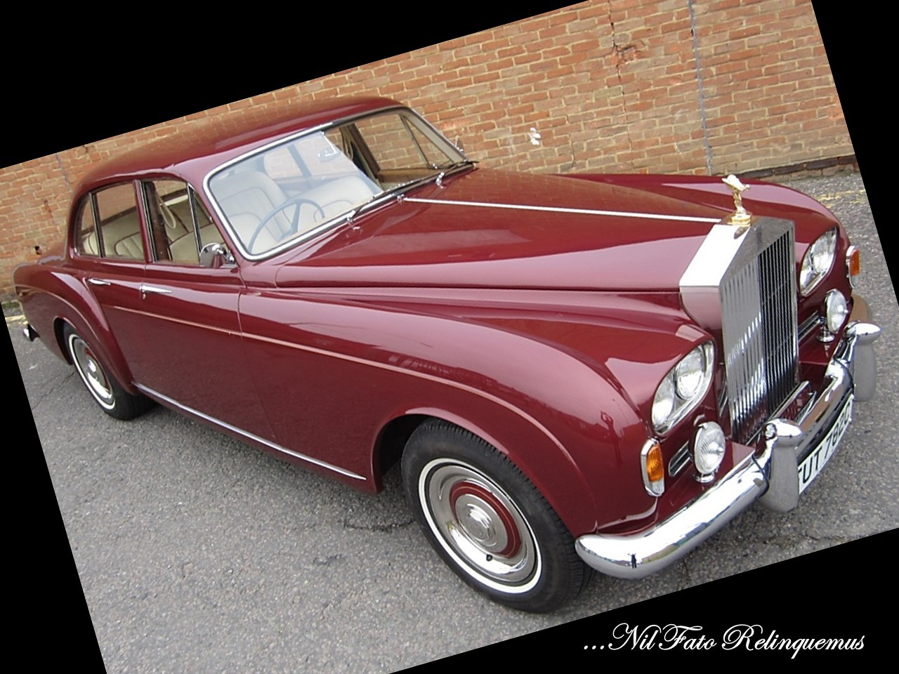 1965 Silver Cloud III Mulliner Flying Spur 2