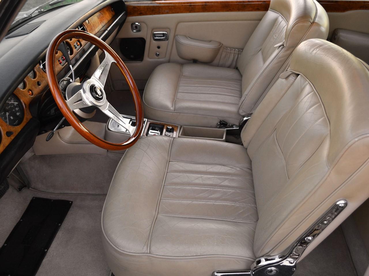 1969 Silver Shadow MPW fixedhead 2