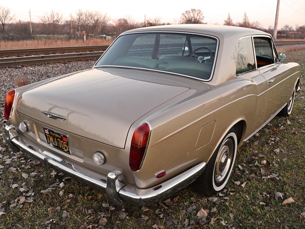 1969 Silver Shadow MPW fixedhead 3
