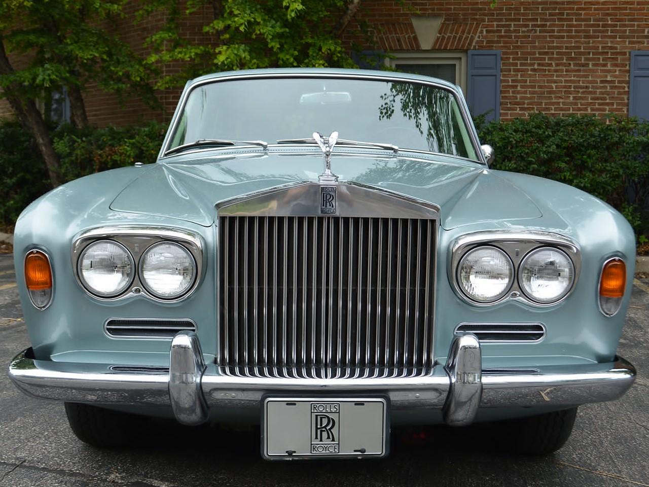 1972 Silver Shadow 1