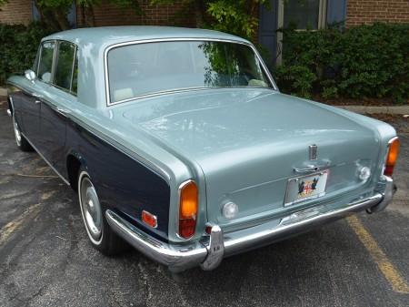1972 Silver Shadow 5