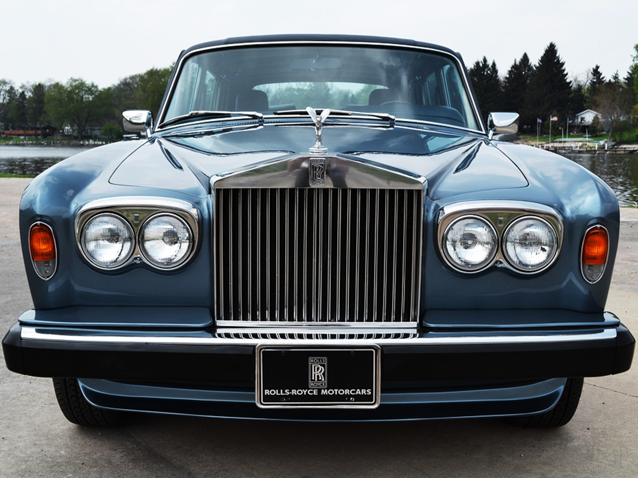 1977 Silver Wraith II 1