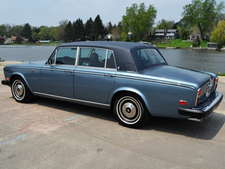 1977 Silver Wraith II 2