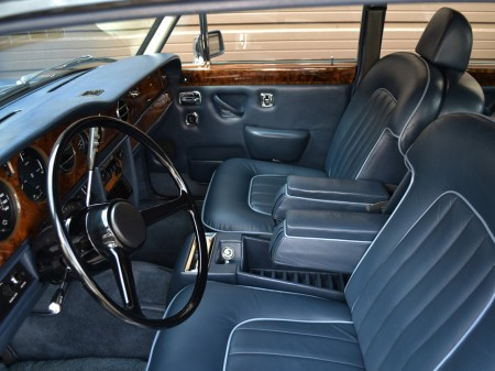 1977 Silver Wraith II 3