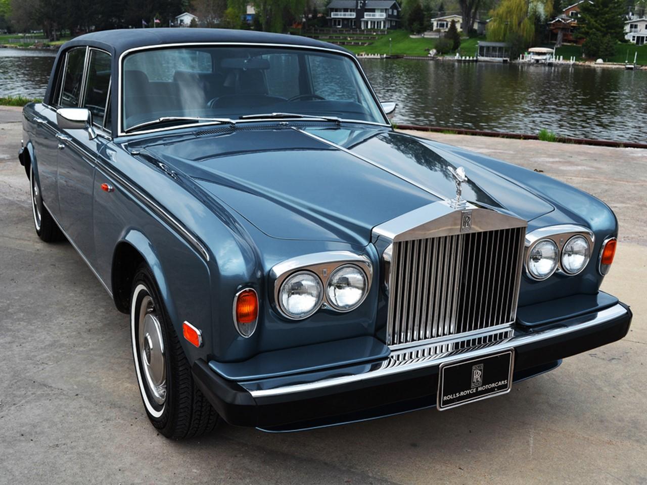 1977 Silver Wraith II 7