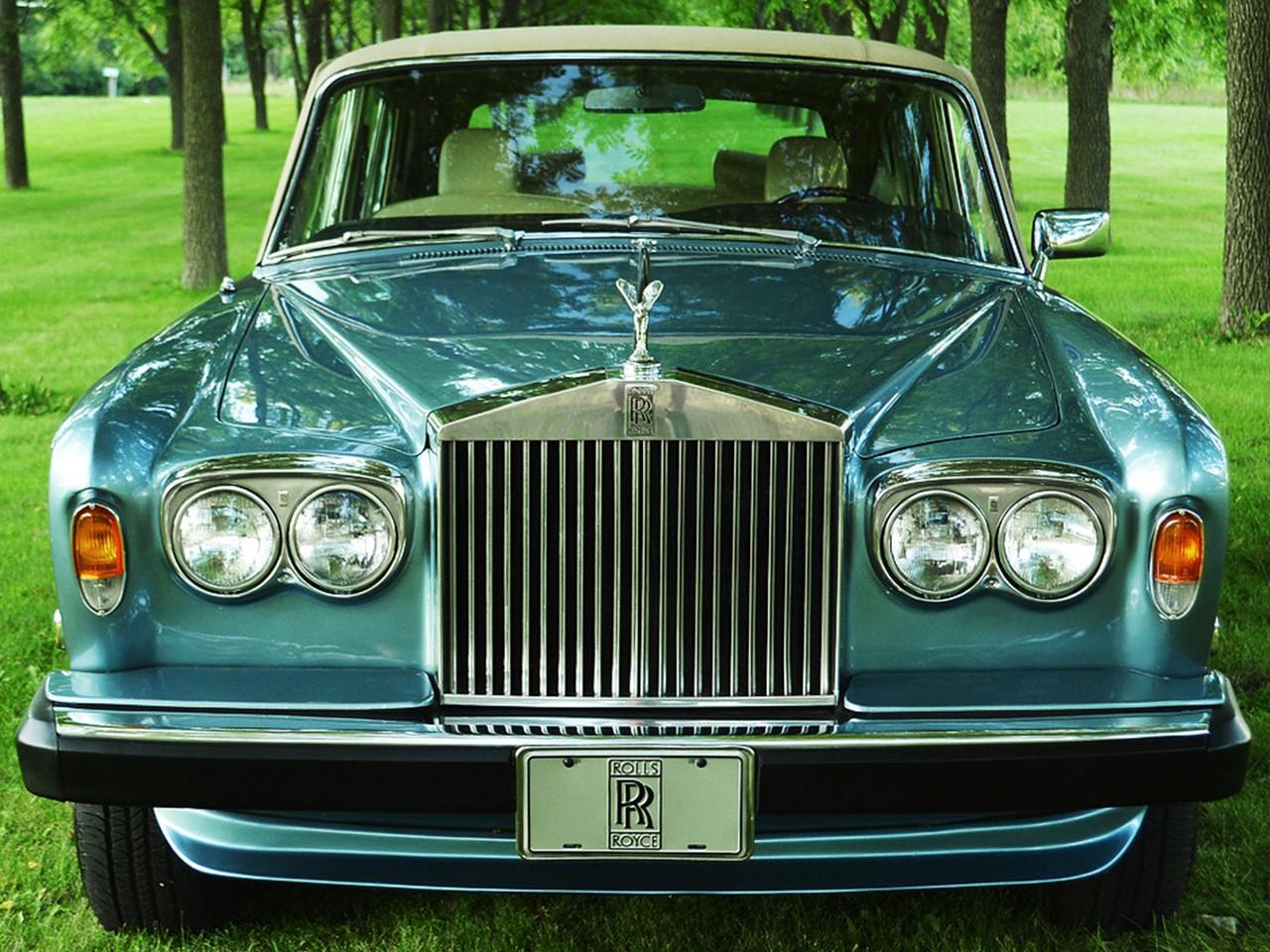 1978 Silver Wraith II 1