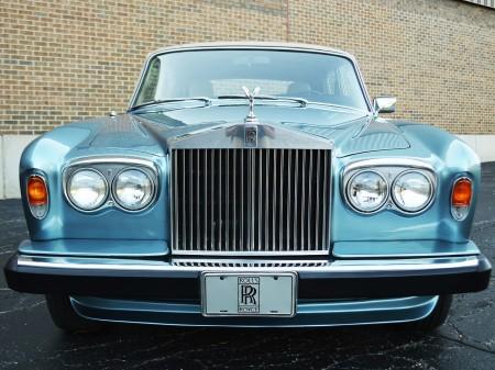 1978 Silver Wraith II 2