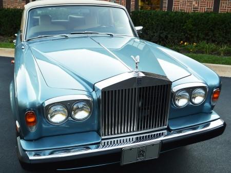 1978 Silver Wraith II 3