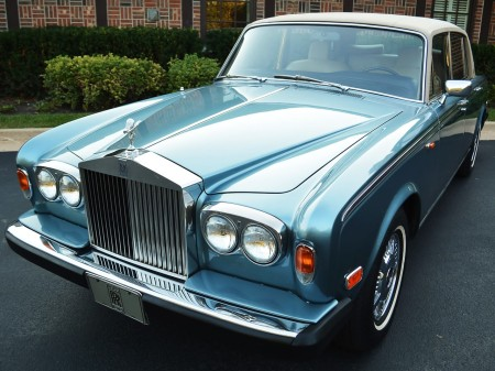 1978 Silver Wraith II 4
