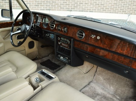 1978 Silver Wraith II 5