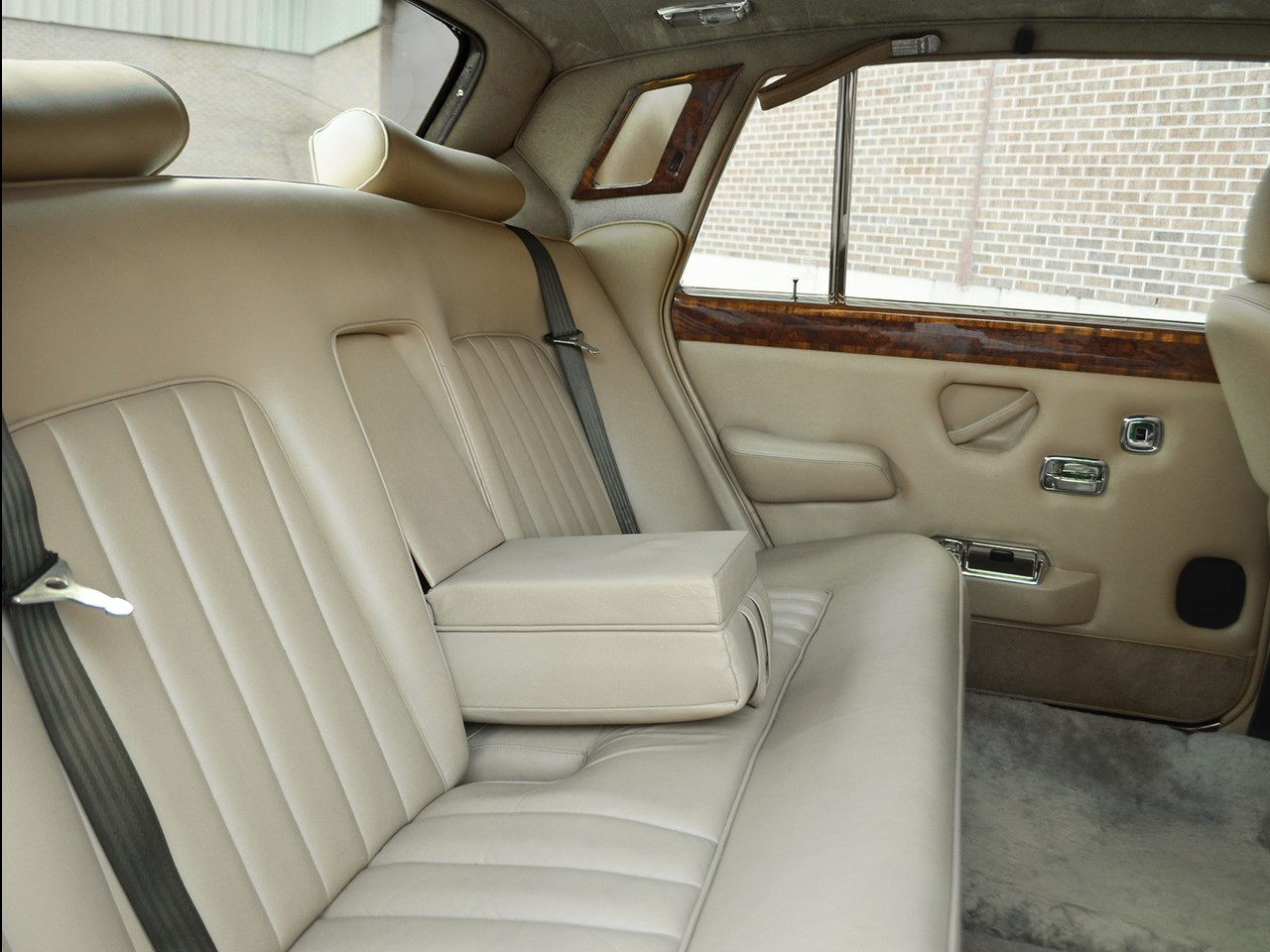 1978 Silver Wraith II 8