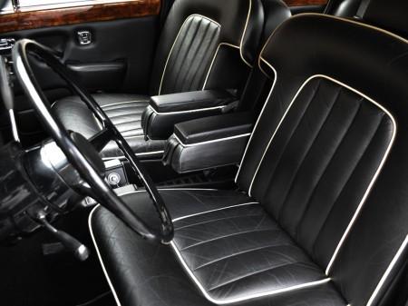 1980 Silver Wraith II 4-dooe saloon 10
