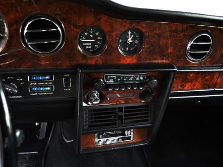 1980 Silver Wraith II 4-dooe saloon 11