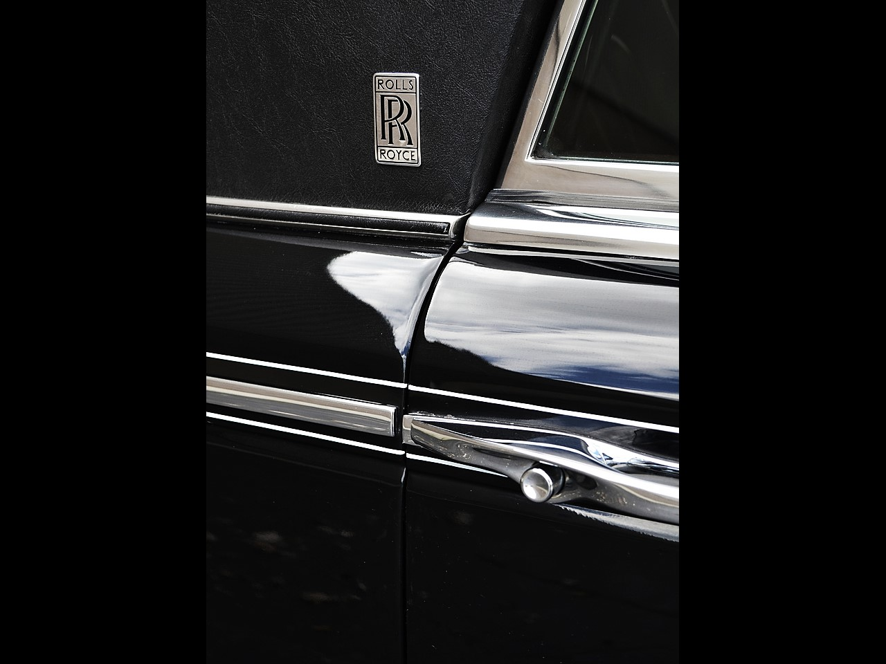 1980 Silver Wraith II 4-dooe saloon 5