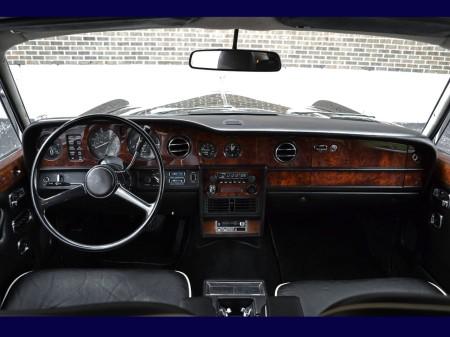1980 Silver Wraith II 4-dooe saloon 9