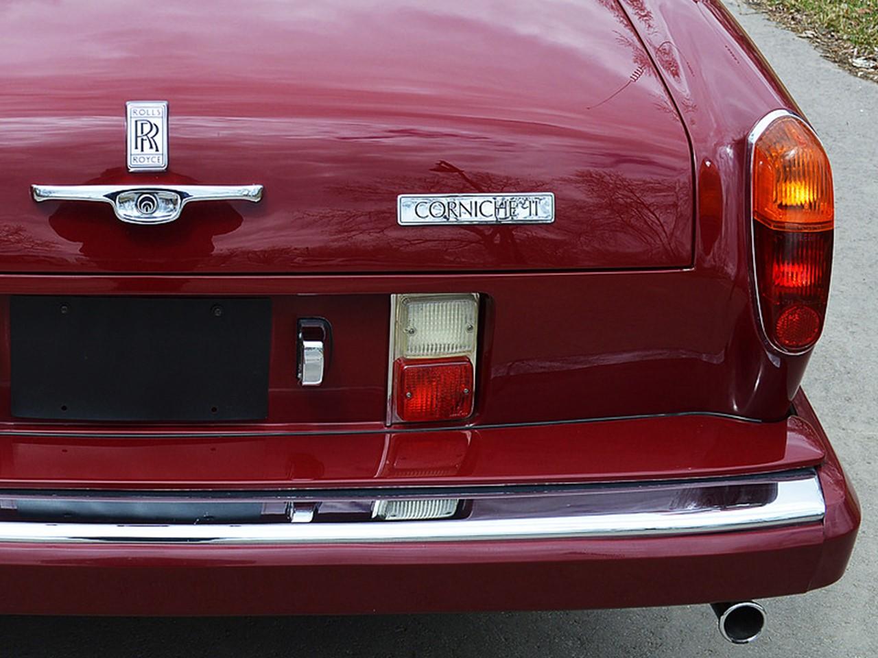 1986 Corniche II 1