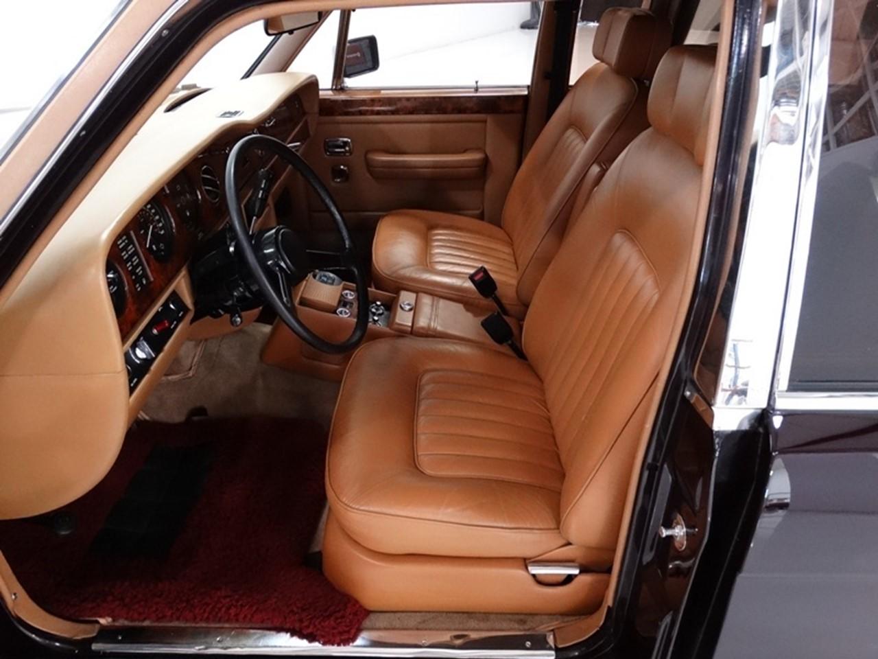 1986 Silver Spur limousine 2