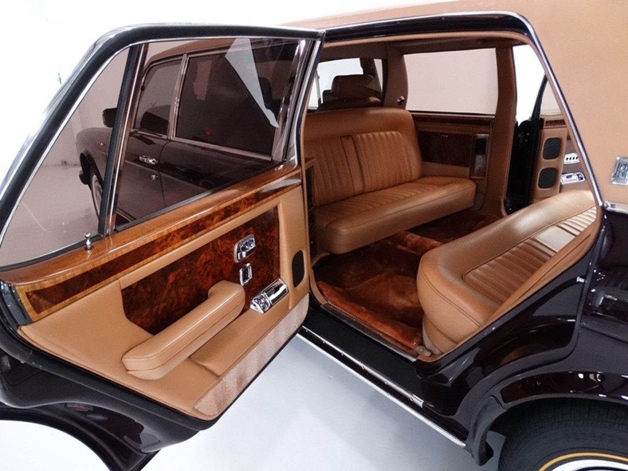 1986 Silver Spur limousine 3