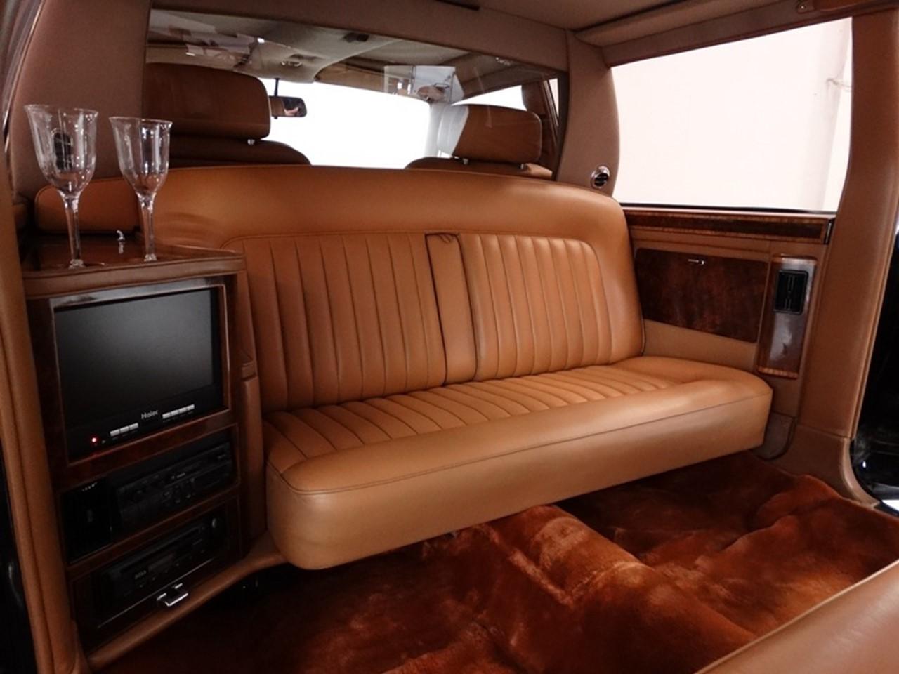 1986 Silver Spur limousine 4