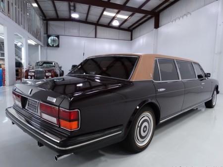 1986 Silver Spur limousine 6