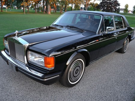 1987 Silver Spur 7