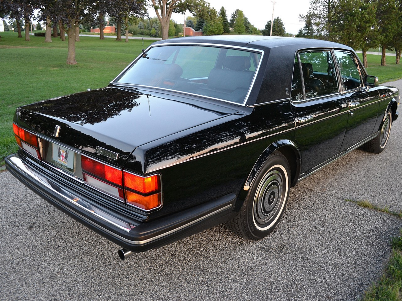 1987 Silver Spur 8