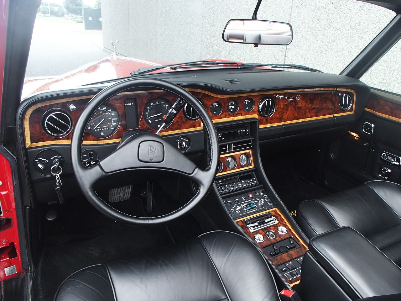 1991 Corniche Coachbuilt convertible 3