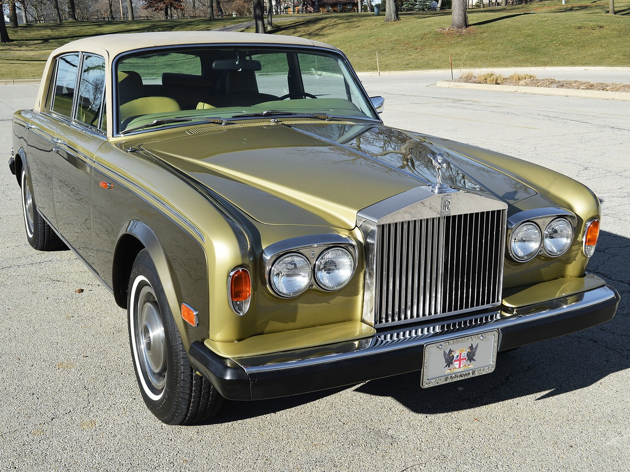 2078 Silver Wraith II Gold 18