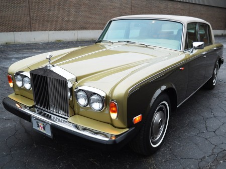 2078 Silver Wraith II Gold 24