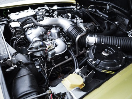 6.75 litre V8