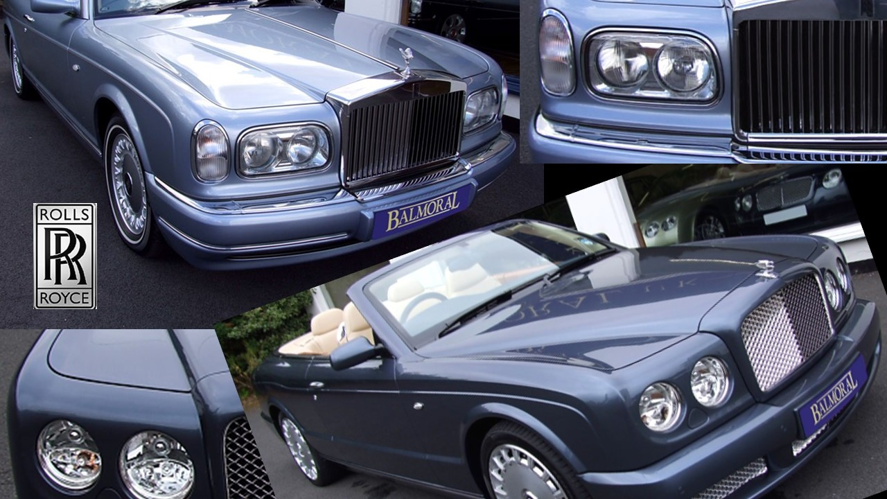 The Crewe Collection Rolls Royce Corniche Notoriousluxury
