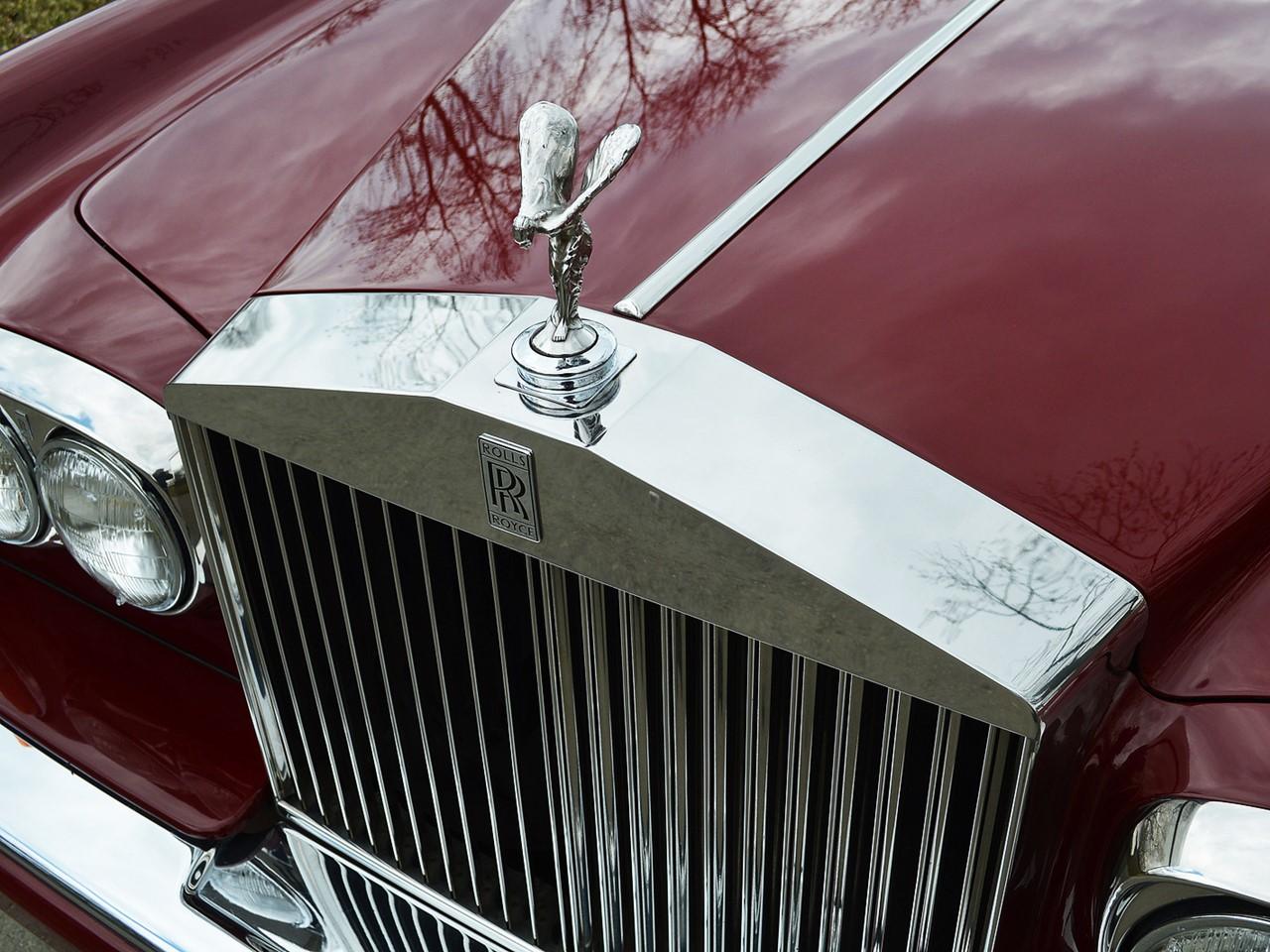 Rolls Royce Corniche Coachbuilt 2