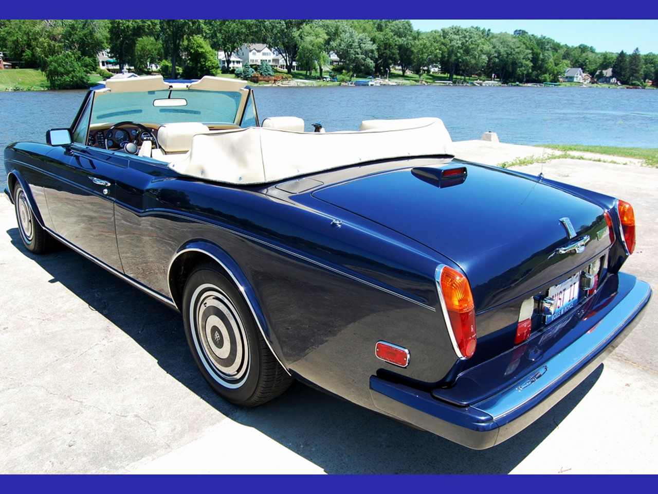 Rolls Royce Corniche Coachbuilt A