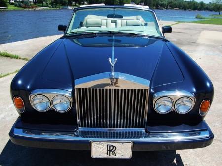 Rolls Royce Corniche Coachbuilt E