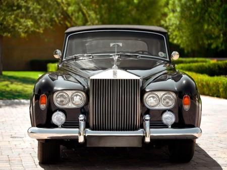 Silver Cloud Series III Mulliner Park Ward 1
