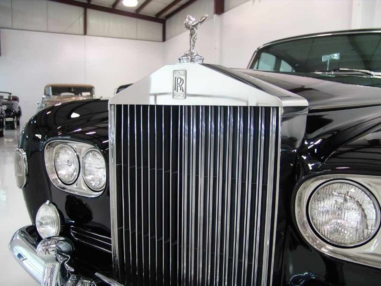 Silver Cloud Series III