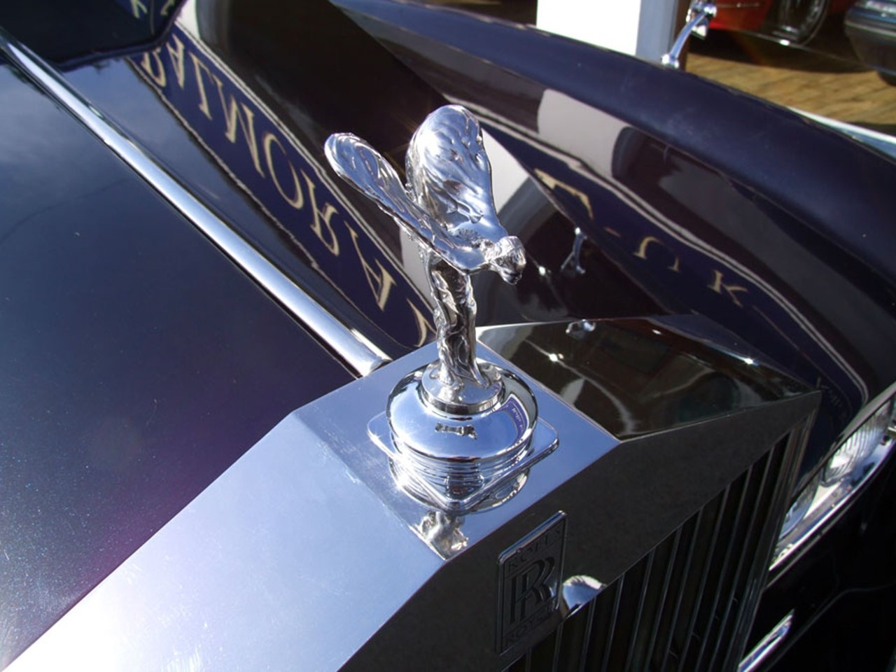 Spirit of Ecstasy 3