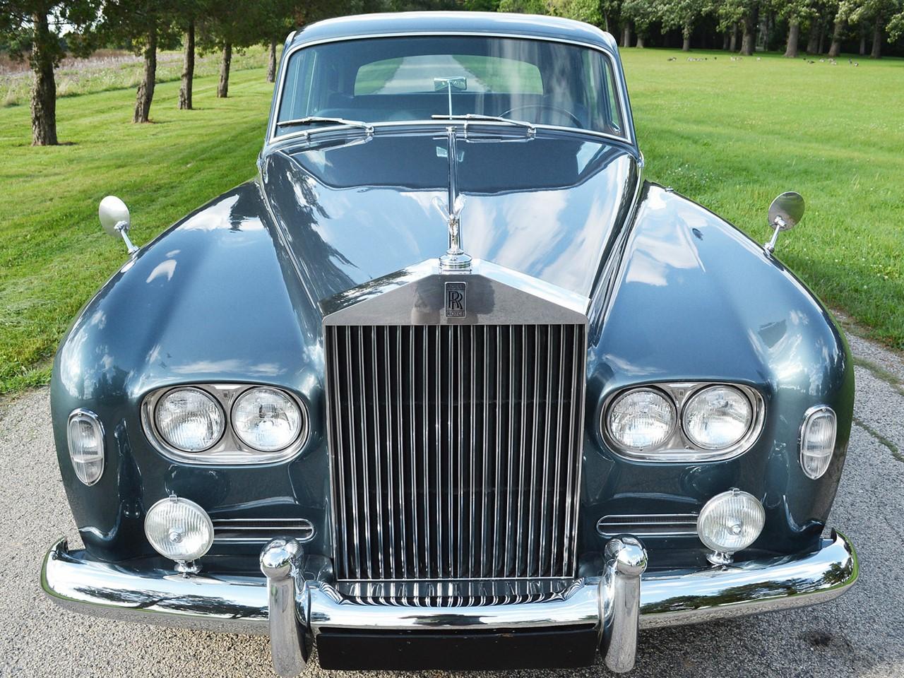 1965 Silver Cloud III 1