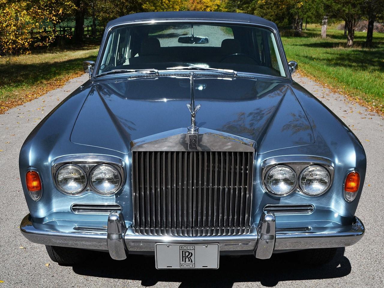 1969 Silver Shadow 1