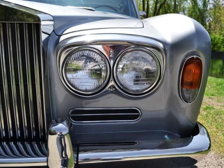 1969 Silver Shadow 2